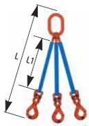 tříramenná sestava